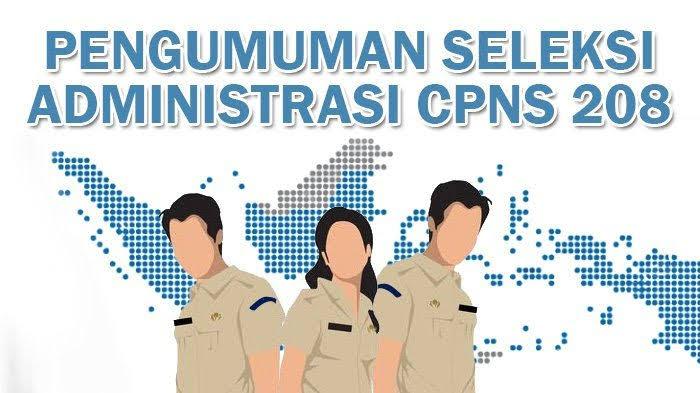 "Pengumuman Hasil Seleksi Administrasi CPNS 2018 Terkesan ""Dicicil"""