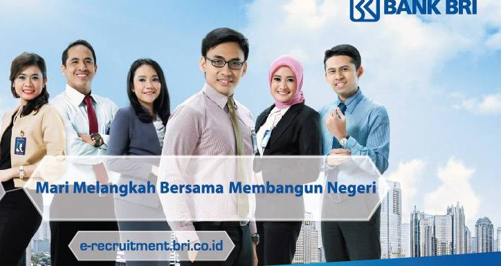 Lowongan Kerja Frontliner/Teller PT. Bank BRI (Persero) Area Banten