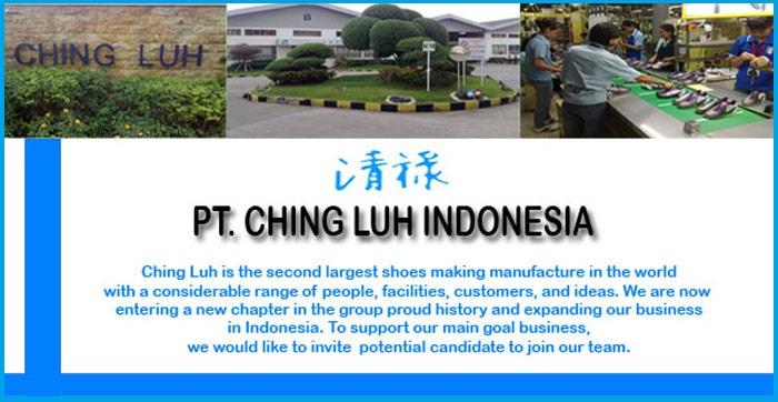 Lowongan Kerja Operator Sewing/Stitching/Jahit PT. Victory Chingluh (Produksi Sepatu) Tangerang