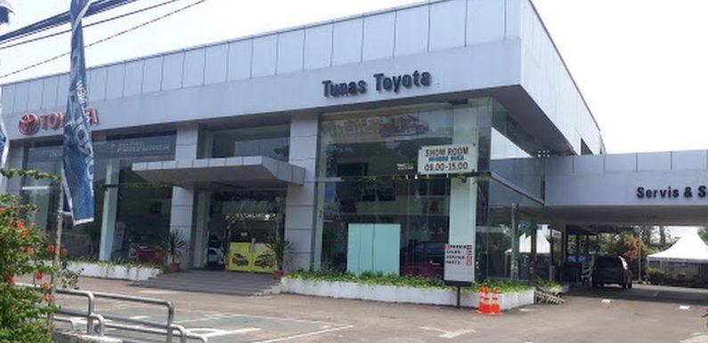 Lowongan Kerja Cashier/Kasir PT. Tunas Ridean Tbk. (Tunas Toyota) Serang