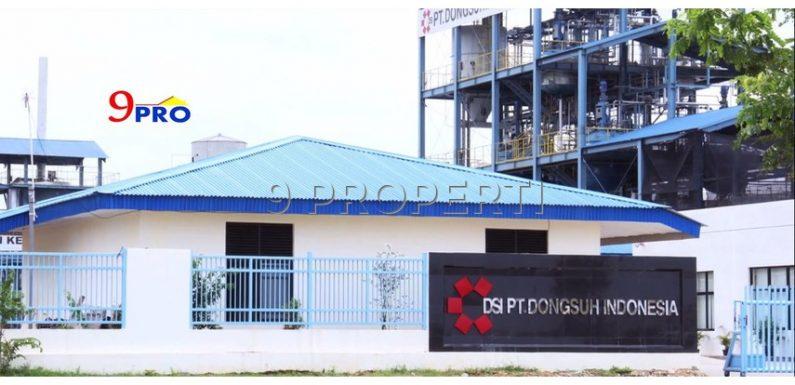 Lowongan Kerja Staff Export Import PT Dongsuh Indonesia Penempatan Cikande Serang