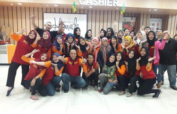 Lowongan Kerja Cashier/Kasir Aneka Swalayan Cake & Bakery Penempatan Serang & Pandeglang