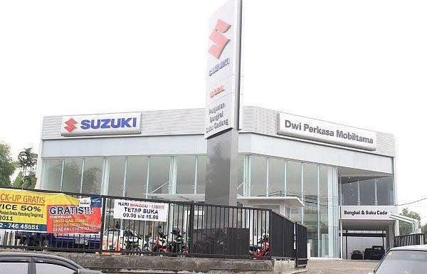 Lowongan Kerja Customer Service PT. Dwiperkasa Mobiltama (SUZUKI DWIPERKASA)  Penempatan Serang