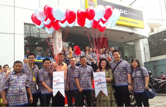 Lowongan Kerja Admin Hingga Team Leader PT. Nusantara Surya Sakti ( NSC Finance) Serang