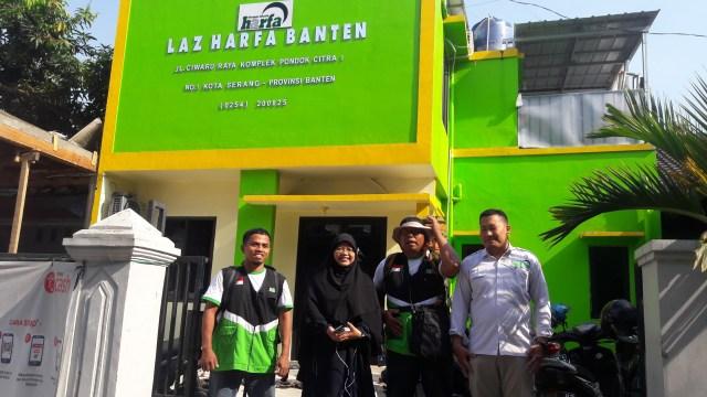Lowongan Kerja Copywriter Website LAZ HARFA Banten