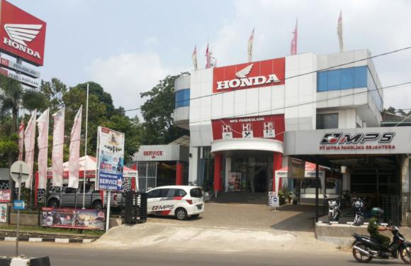 Lowongan Kerja Mekanik Honda MPS Pandeglang