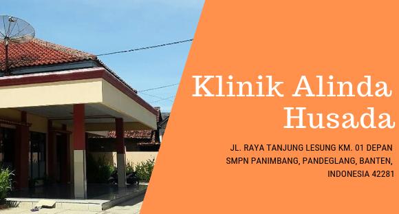 Lowongan Kerja Staff Cleaning Service (OB) Klinik Alinda Husada Panimbang Pandeglang