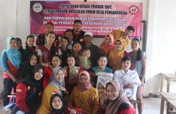 KKM 14 UNIBA Adakan Penyuluhan Kreasi Produk UMKM dan Pemberdayaan Perempuan Desa Pengarengan – Bojonegara