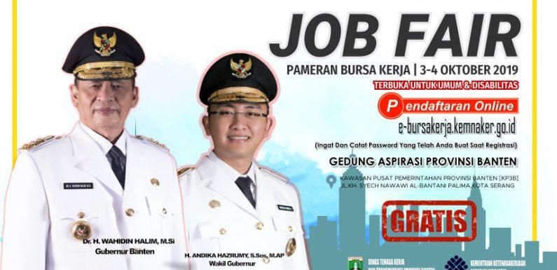 Siap Siap, PT. Nikomas Gemilang Membuka Lowongan Operator Produksi di Job Fair HUT Provinsi Banten Oktober 2019
