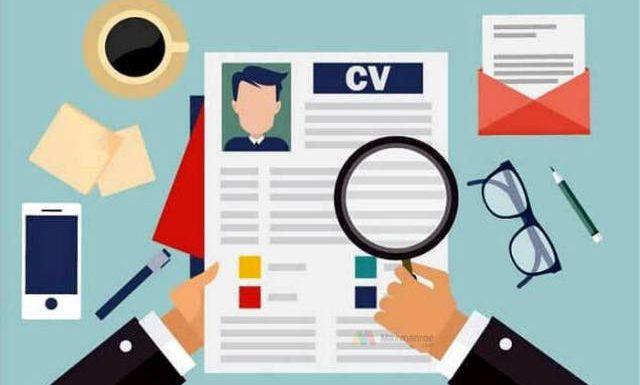 Tips Dari HRD, Segera Rename CV Anda Agar Mudah di Temukan Oleh HRD