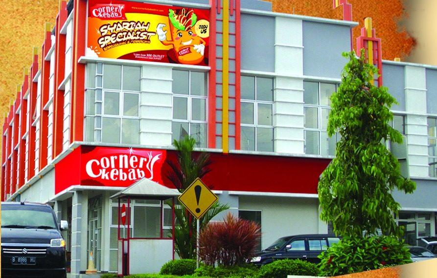 Lowongan Kerja Crew Outlet PT. Arlinda Putra (Corner Kebab) Penempatan Cilegon