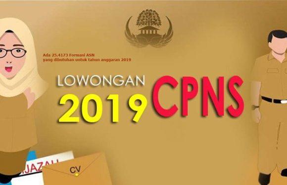 5 Lembaga Yang Sepi Pendaftar CPNS, Buruan Daftar Kesempatan Diterima Lebih Besar