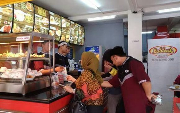 Lowongan Kerja Team Leader & Team Member Labbaik Chicken Cabang Maja Pandeglang