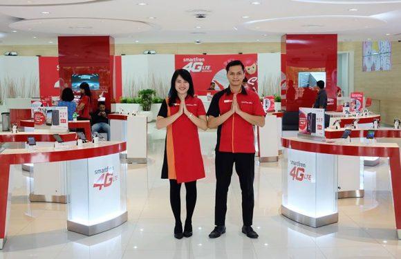 Lowongan Kerja Customer Service PT. Smartfren Telecom Tbk Penempatan Pandeglang