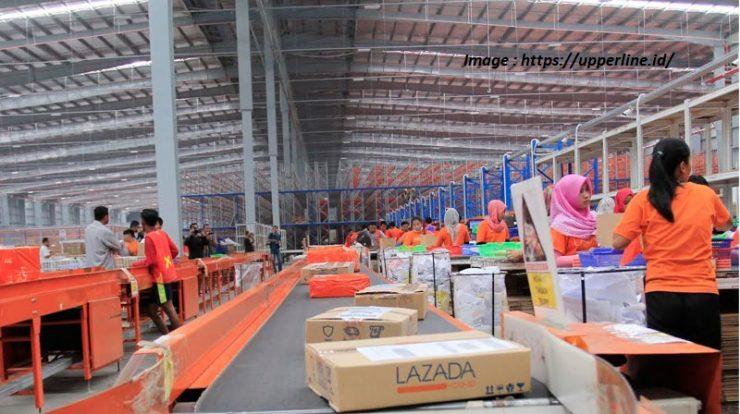 Lowongan Kerja Cashier Lazada Elogistics Indonesia Lazada Group Penempatan Serang Serangkab Info